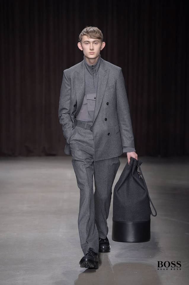 Hugo Boss Collection Fall/Winter 2017